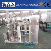 QHS-3000 carbonating drink mixer / automatic mixing machine / plant
