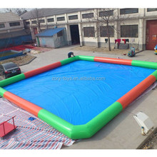 Certificated durable kids & adults inflatable swimming pool,large above ground inflatable pool,inflatable bath pool