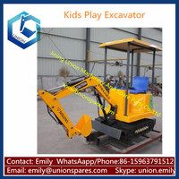 2015 Hotest Kid Game Excavator for Sale