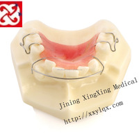 Orthodontics treatment Teeth Retainer model