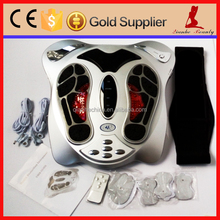 Infrared blood circulation foot massager vibrator machine
