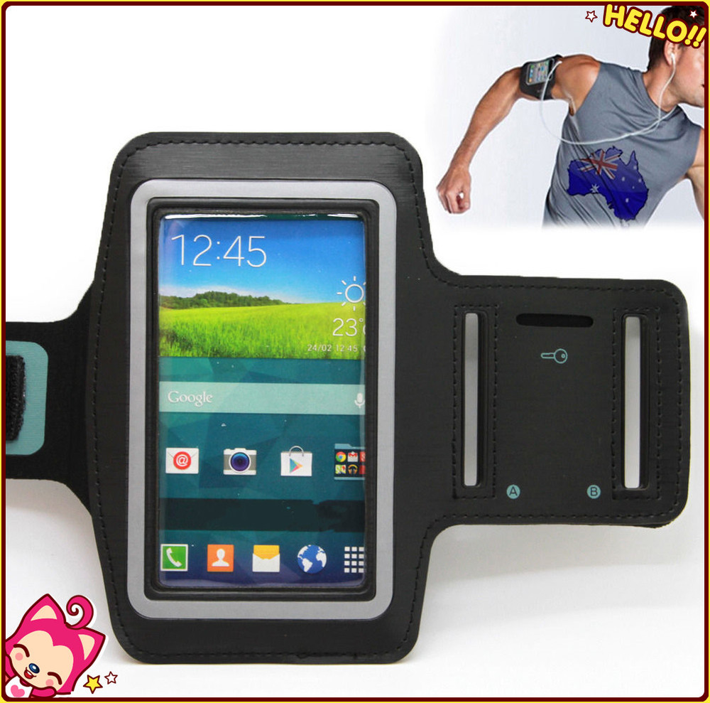 china supplier New Mobile phone Sports Armband for Samsung s5 i9600 cases