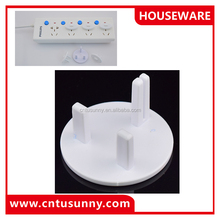 plastic high quality baby safety product outlet plug