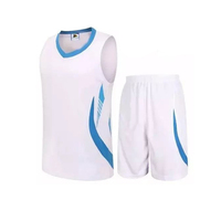 2017 latest plain basketball jersey for youth league uniform