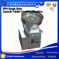 single-pan small electronic rotation counter