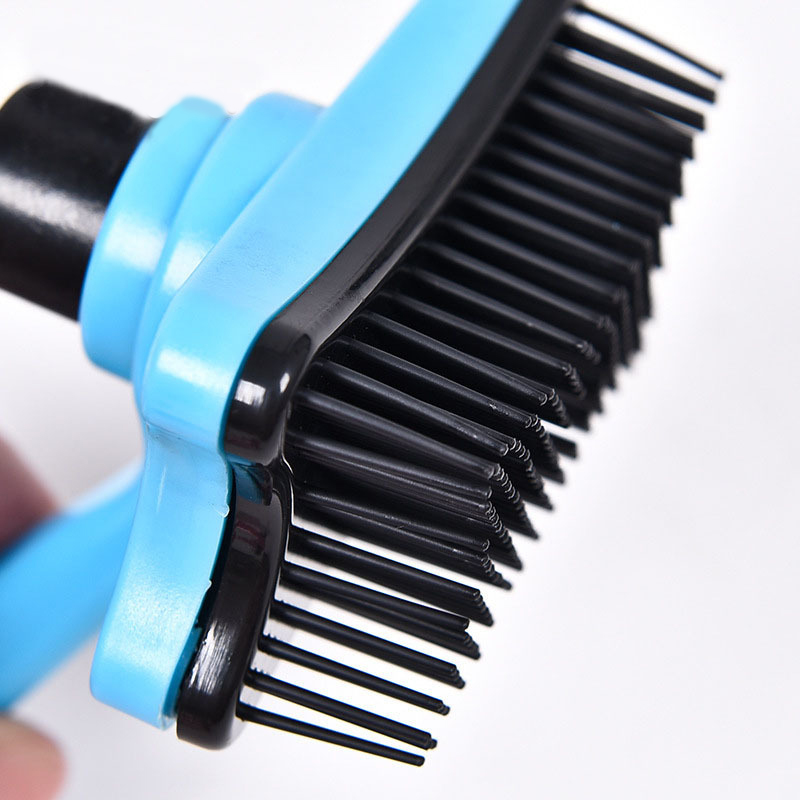 2018 New Arrivals Pet Dog Hair Shedding Comb Dog Grooming Brush