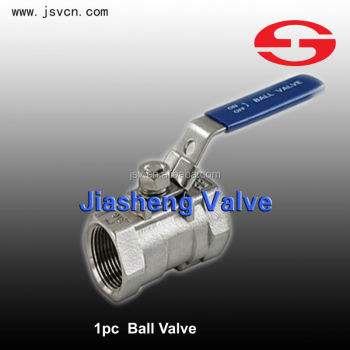 1pc Stainless Steel Ball Valve china factory
