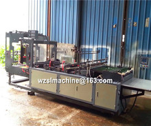 high plastic air bubble film bag making machine