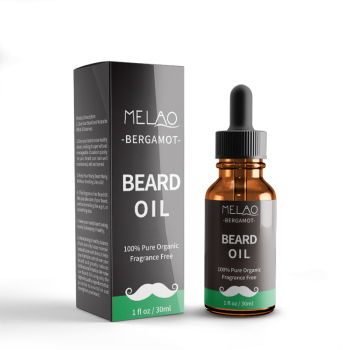 Melao Beard Oil for Men - Conditioner and Softener - The Best Natural and Organic Ingredients - Fragrance Free
