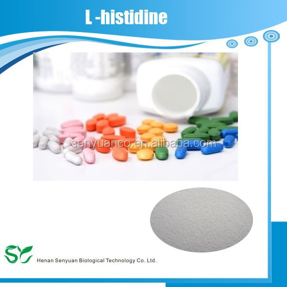 Top Quality/good price Histidine/L-Histidine,Cas 71-00-1