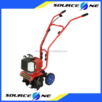 Garden cultivator new rotary tillers mini tractor for sale