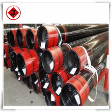 "crude oil transportation carbon steel seamless material OCTG gas oil well pipe 9 5/8"" API 5ct steel casing pipe"