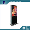 42 inch Free Standing Touch Screen Kiosk /multifunctional media player touch screen kiosk