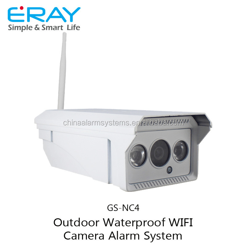 High Resolution New Wifi Smart Home Products CCTV Security Syestem Waterproof Outdoor Wireless APP Remote Control Camera