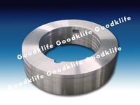 Rotary cutter blade for steel coil slitting machine