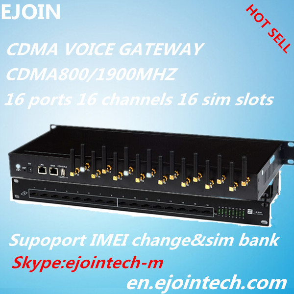 New arrival ACOM516C800/1900-16 for call terminal 16 ports 16 sims wcdma voip gateway with high asr , acd&pdd sip router adapte
