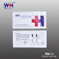 wh accu home pregnancy test kit