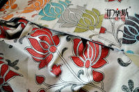 flower designs fabric painting