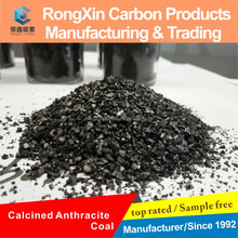 Top Quality Calcined Anthracite Coal/Anthracite Coal for Carbon Additive