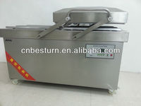 DZP(Q)-600/4SC dried mango Vacuum Packer, 4 sealing bars vacuum packing machine