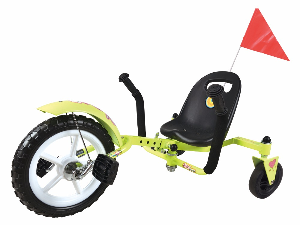 Kid Unilateral Steering 12 Inch adult tricycle