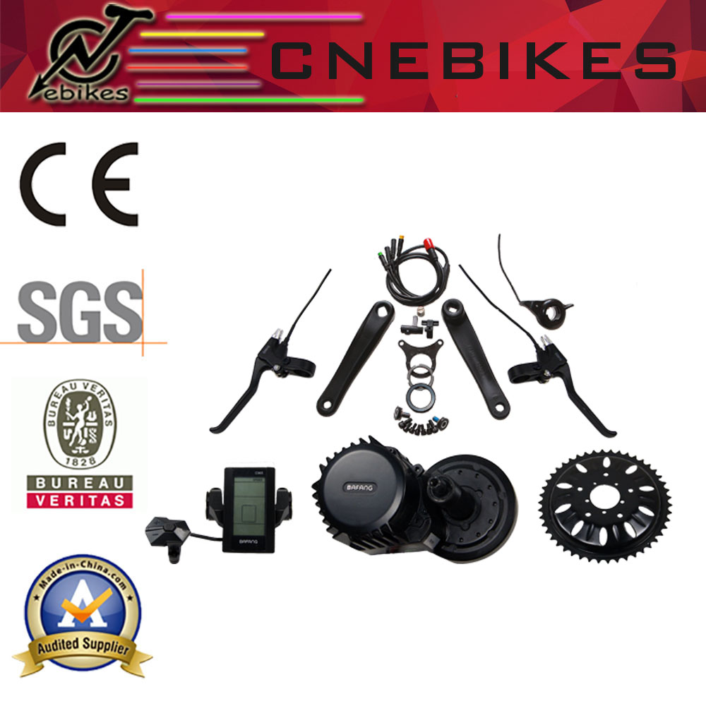 48v 1000w bafang BBSHD bike engine kit for any bike
