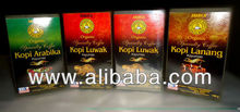 Kopi Luwak Organic Kayu Mas - The best organic civet coffee ever !!!