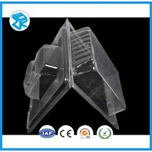 Factory Supply Pvc Clamshell Blister Packing Plastic Double