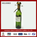 Creative Craft Ideas For Wine Decor Metal Frog Wine Cover
