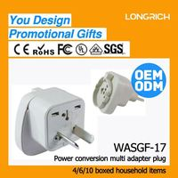 Wholesale square pin electrical sockets,made in china secure electrical socket