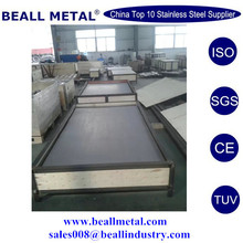 BAOSTEEL prime en10088 1.4034 stainless steel sheet in stock