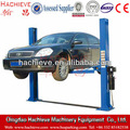 3000kg two post floor plate auto car lifters /two post car repair lifting machine