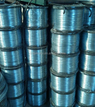 hot dipped galvanized fine wire