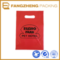 china manufacturer LDPE Custom Logo Printed Die Cut Bag Dry Bag Wholesale