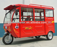 electric /gas petrol moped three wheeler taxi motorcycle not bajaj