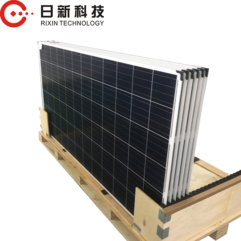 72 Piece blue Film Daylight Solar Panel Through Ce Tuv Cqc Certification
