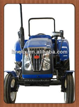 90hp Tractor 4wd 16f 8r Fiat Shift Hydraulic Steering Pto