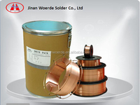 Hot sale ! AWS A5.18 ER70S-6 mig welding wire in Drum packing
