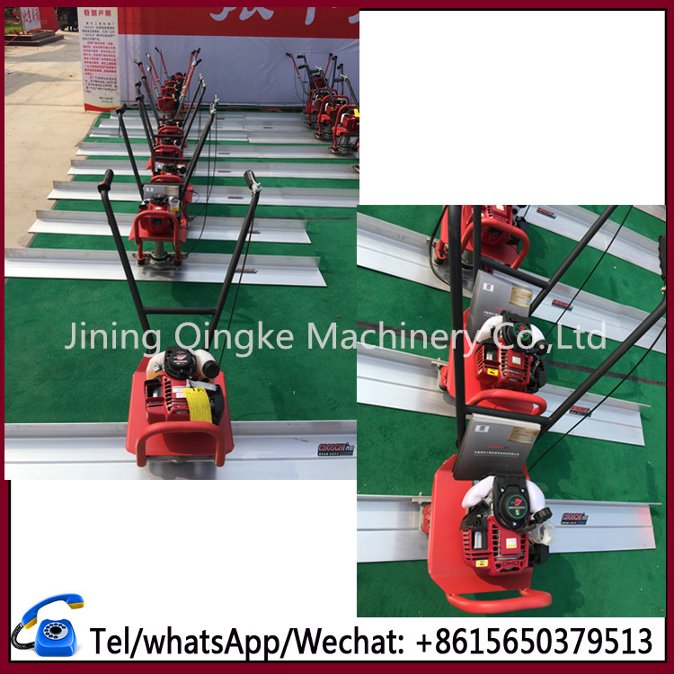 concrete leveling machine for storey construction