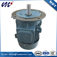 IE2 High Efficiency 4 Poles 4KW AC Industrial Squirrel Cage Three Phase Induction Electric Motor for Ceramic