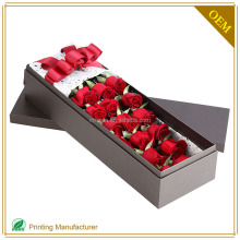 custom deisgn Flower bouquets packaging for rose flower