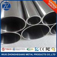 Inox Stainless Steel Pipe ASTM Standard A312 TP316/316L Used Seamless Steel Pipe for Sale
