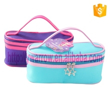 2017 Hot Sale Good Quality Travel Promotional Fashion PVC Cosmetic Bag