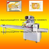 High quality sandwich packaging machine with factory price