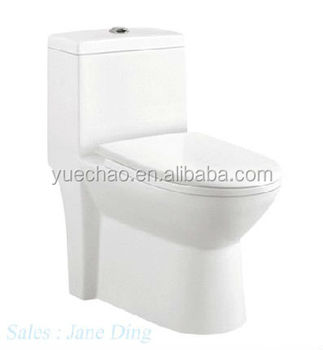 Sanitary ware one piece toilet(A0165)