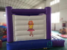 Best price inflatable bouncer,back yard commercial inflatable bouncer,used bounce houses for sale
