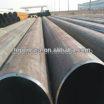 SPIRAL WELDED DOUBLE RANDOM LENGTH STEEL PIPE / erw spiral welded steel pipe
