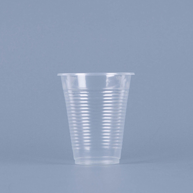 Clear Plastic 6 oz 180ML Disposable Cups colored plastic drinking glass