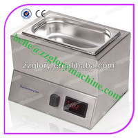 Commercial SS Single pot 4kg,8kg,18kg Chocolate Melting Tank|Chocolate Tempering Machine|Chocolate Processing Machine