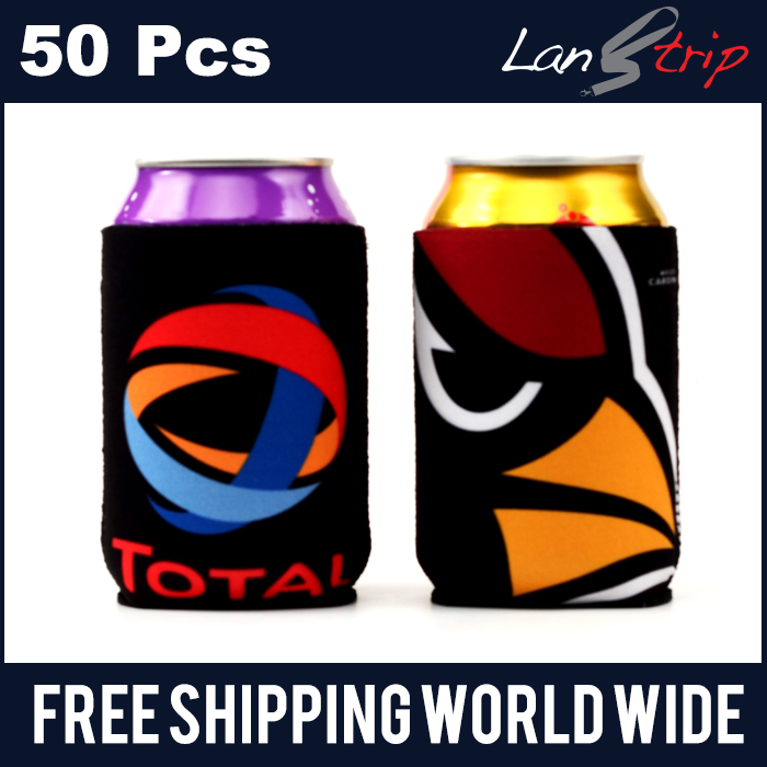 Sublimation Can Coolers | Full color Can Coolers | Can Cooler